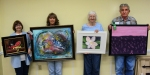 The Slidell Art League Apprentice Artists for the Month of November are: Beth Dewenter, Dolores Crain, Janet Randall, and John McCarroll