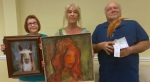 In the apprentice category, winners were Beth Dewenter, Dolores Craine, and Ron Pulling.